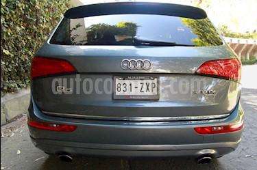 Foto venta Auto usado Audi Q5 3.0L TDI Elite (2015) color Gris Quarzo precio $375,000