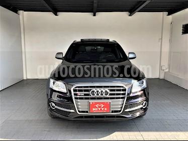 Audi Q5 3.0L TDI Security usado (2015) color Negro precio $538,000