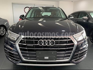 Foto venta Auto usado Audi Q5 45 TFSI Select (2019) color Azul precio $734,625