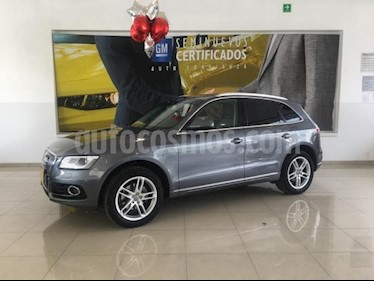 Foto venta Auto usado Audi Q5 5p Elite L4/2.0/T Aut (2014) color Gris precio $398,900