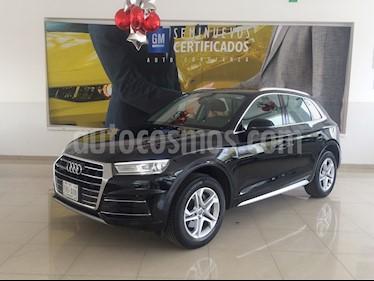 Foto venta Auto usado Audi Q5 5p Select L4/2.0/T Aut (2018) color Negro precio $595,900