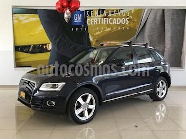 Foto venta Auto usado Audi Q5 5p Trendy L4/2.0/T Aut (2014) color Azul precio $323,900