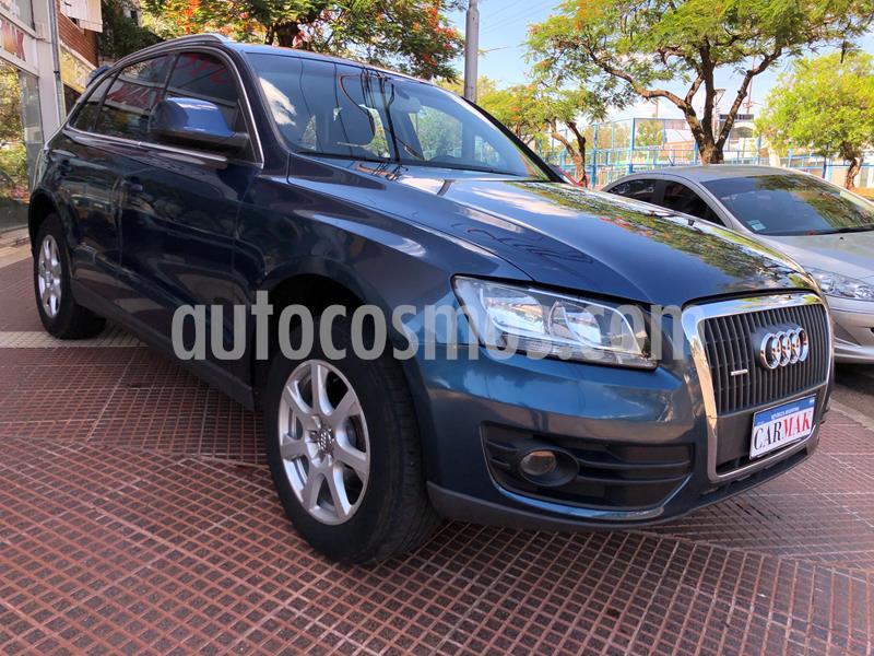 Audi Q5 2.0 T FSI Quattro (224Cv) Tiptronic usado (2011) color Azul precio $2.649.990