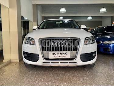 Audi Q5 2.0 T FSI Quattro (224Cv) usado (2012) color Blanco Glaciar precio $2.900.000