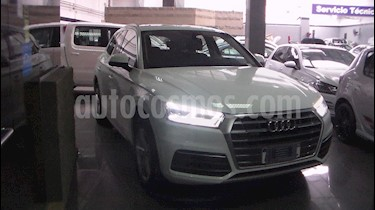 Audi Q5 2.0 T FSI S-Tronic Quattro Security usado (2018) color Blanco precio $5.999.900