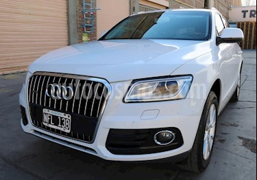 Foto Audi Q5 2.0 T FSI Quattro (224Cv) Tiptronic usado (2013) color Blanco Glaciar precio $1.500.000