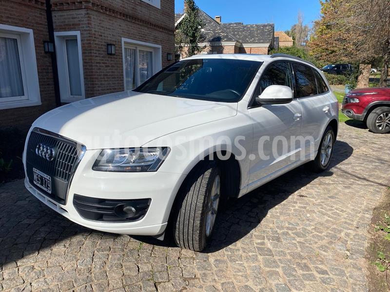 Audi Q5 2.0 T FSI Quattro S-tronic usado (2013) color Blanco precio u$s22.000