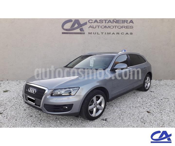 Audi Q5 SQ5 3.0 T FSI usado (2012) color Gris Claro precio $2.880.000