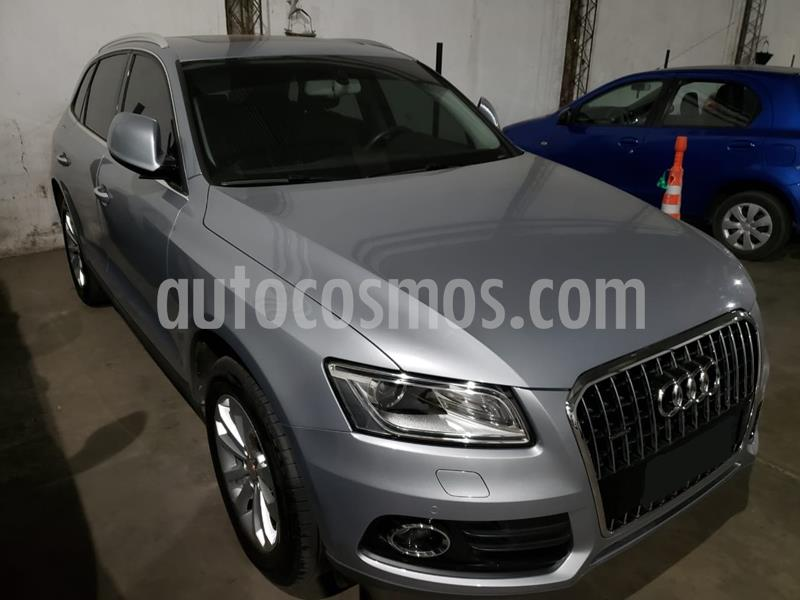 Audi Q5 2.0 T FSI S-Tronic Quattro Security usado (2017) color Gris precio u$s41.000