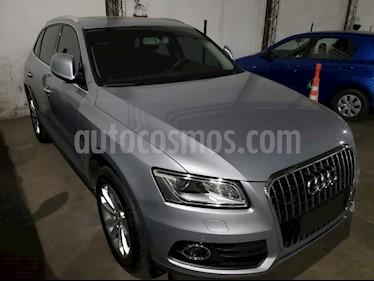 Audi Q5 2.0 T FSI S-Tronic Quattro usado (2017) color Plata precio u$s40.000