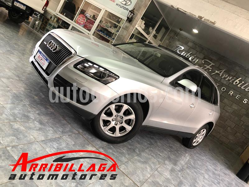 Audi Q5 2.0 T FSI Quattro usado (2012) color Plata Metalico precio $2.650.000