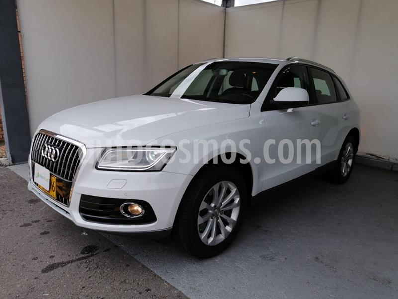 Audi Q5 3.0L TDI S-Tronic Quattro Attraction usado (2014) color Blanco Ibis precio $72.990.000