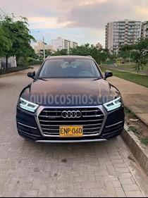Audi Q5 2.0L Ambition usado (2018) color Azul Profundo precio $95.000.000