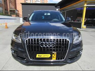 Audi Q5 2.0L TFSI Aut usado (2017) color Negro precio $65.000.000