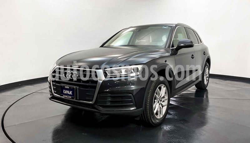 Audi Q5 2.0L T Dynamic  usado (2018) color Gris precio $517,999