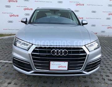 Audi Q5 2.0L T Elite usado (2018) color Plata precio $570,010