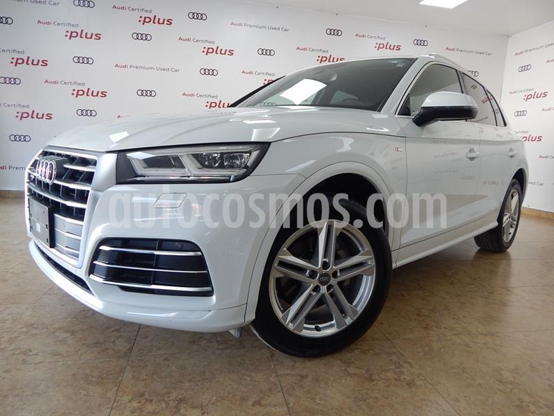 Audi Q5 2.0L T S Line usado (2018) color Blanco precio $680,000