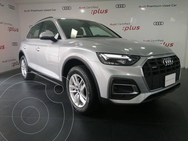 Foto Audi Q5 2.0T Dynamic  usado (2021) color Plata financiado en mensualidades(mensualidades desde $12,379)