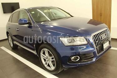 Audi Q5 5p Elite L4/2.0/T Aut usado (2015) color Azul precio $365,000