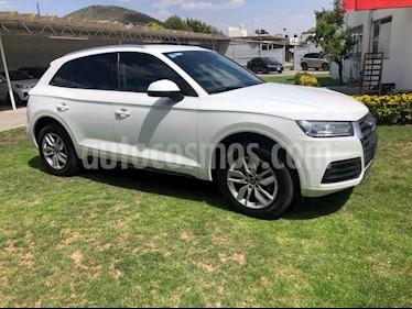 Audi Q5 2.0L T Dynamic  usado (2018) color Blanco precio $545,001