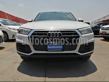 Audi Q5 2.0L T Dynamic  usado (2019) color Blanco Ibis precio $549,000