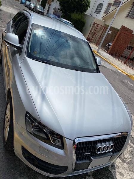 Audi Q5 2.0L T FSI Luxury usado (2011) color Plata precio $190,000