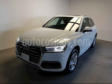 Audi Q5 5p 45 TFSI Select quattro usado (2020) color Blanco precio $745,000