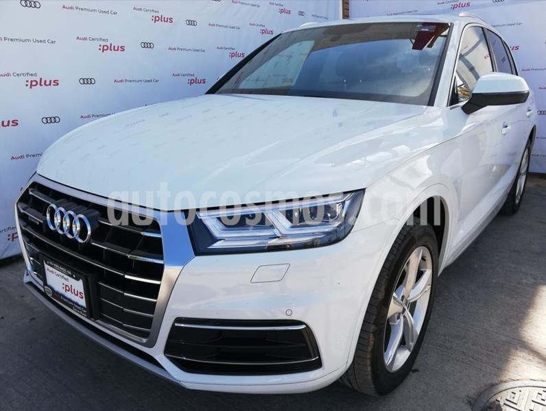 Audi Q5 2.0L T Elite usado (2020) color Blanco precio $880,000