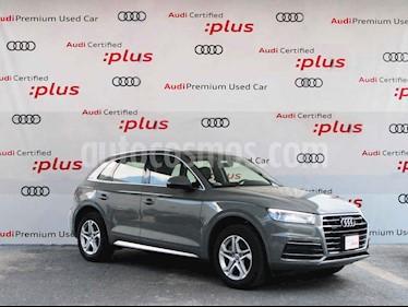Audi Q5 5p Select L4/2.0/T Aut usado (2019) color Gris precio $680,000