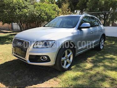 Audi Q5 2.0L T FSI Elite usado (2016) color Plata precio $358,000