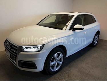 Audi Q5 2.0L T Elite usado (2018) color Blanco precio $620,000