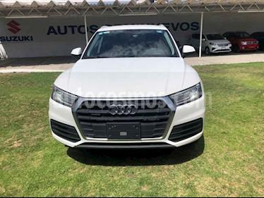 Audi Q5 2.0L T Dynamic  usado (2018) color Blanco precio $545,010