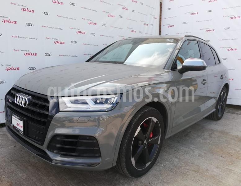 Audi Q5 SQ5 3.0L T (354 hp) usado (2020) color Gris precio $1,139,000