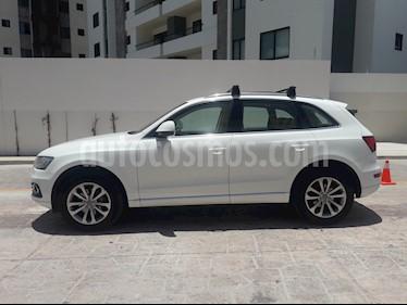 Audi Q5 2.0L T FSI Luxury usado (2013) color Blanco precio $290,000
