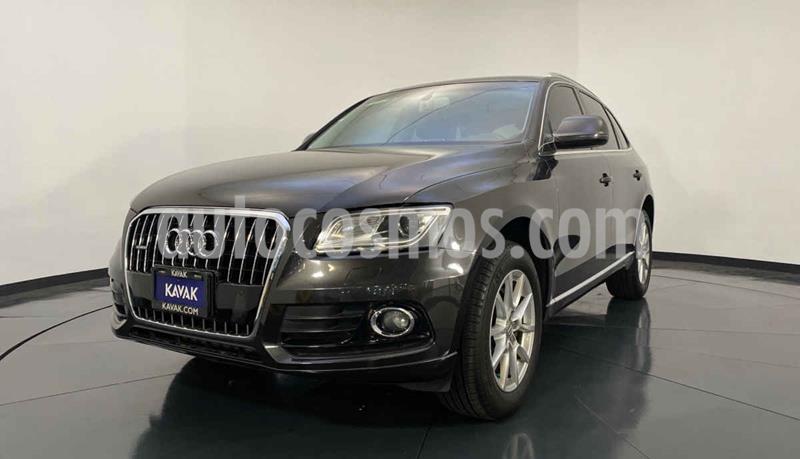 Audi Q5 2.0L T FSI Luxury usado (2014) color Gris precio $319,999