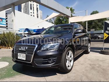 Audi Q5 2.0L T FSI Elite usado (2011) color Gris Lava precio $200,000