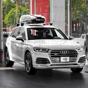 Audi Q5 SQ5 TFSI usado (2019) color Blanco precio $998,465