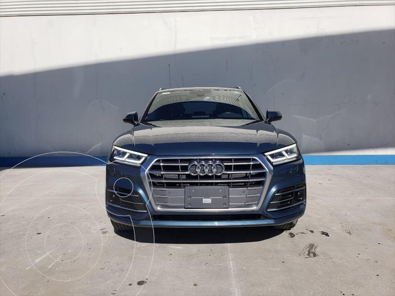 Foto Audi Q5 Q5 2.0T S LINE usado (2018) color Azul Electrico precio $620,000