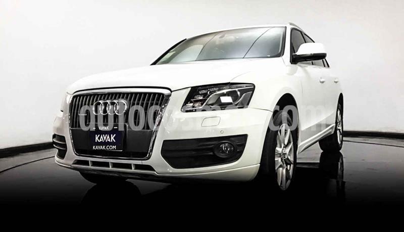 Audi Q5 3.0L TDI Elite usado (2012) color Blanco precio $244,999