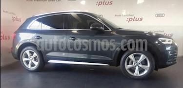 Audi Q5 2.0L T FSI Elite usado (2018) color Gris precio $590,000