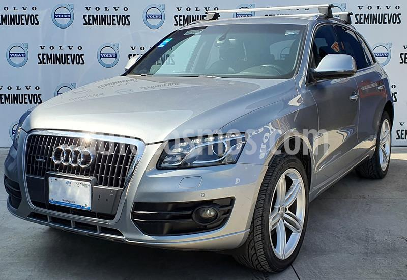 Audi Q5 2.0L T Elite usado (2011) color Plata Dorado precio $255,000