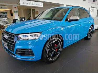 Audi Q5 SQ5 3.0L T FSI (354 hp) usado (2019) color Azul precio $1,159,900