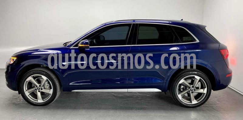 Audi Q5 2.0L T Elite usado (2018) color Azul precio $650,000