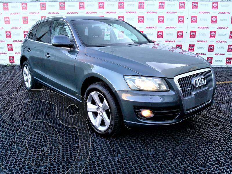 Audi Q5 2.0L T Elite usado (2011) color Gris Oscuro precio $174,328