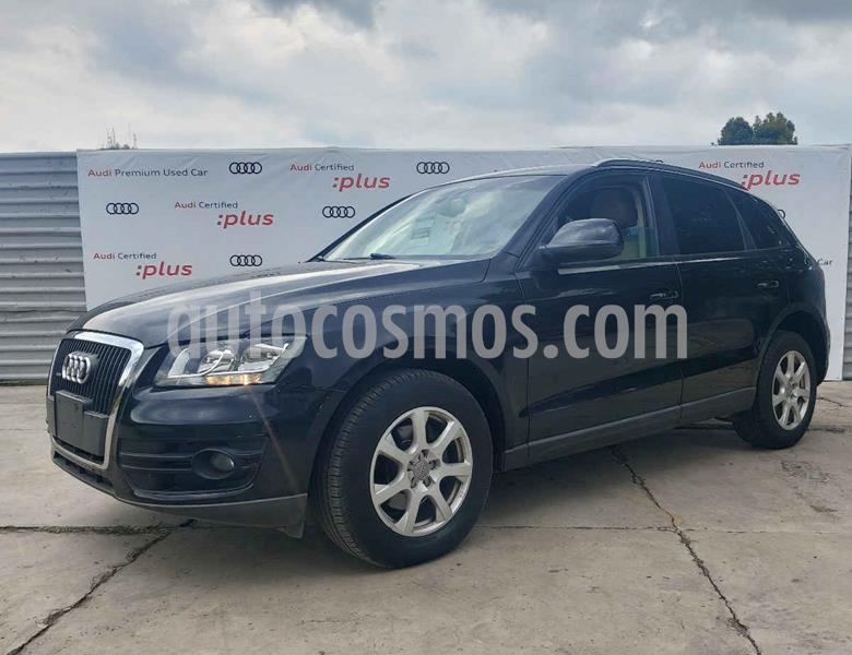 Audi Q5 5p Trendy 2.0L S Tronic Quattro usado (2010) color Negro precio $185,000