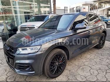 Audi Q5 5p S Line L4/2.0/T Aut usado (2018) color Gris precio $624,000