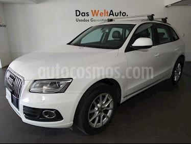 Audi Q5 5p Luxury L4/2.0/T Aut usado (2014) color Blanco precio $265,000
