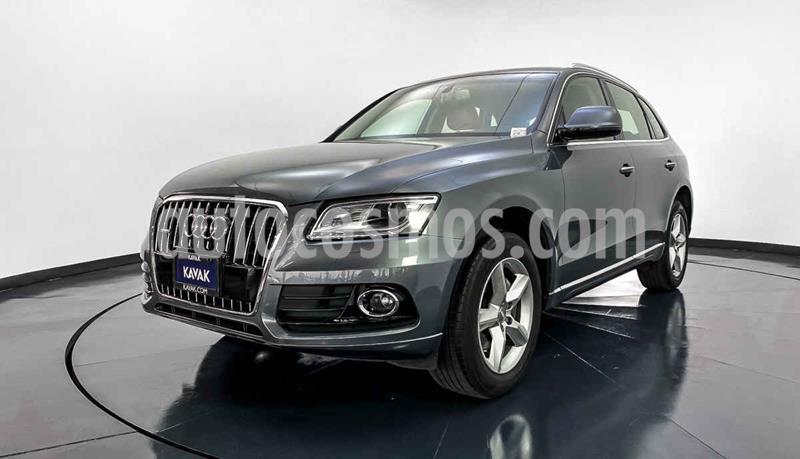 Audi Q5 2.0L T FSI Trendy usado (2016) color Gris precio $359,999