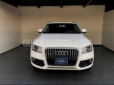 Audi Q5 5p Elite L4/2.0/T Aut usado (2017) color Blanco precio $496,000