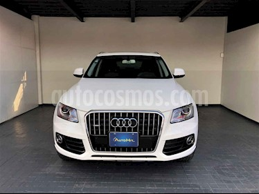 Audi Q5 5p Elite V6/3.0/TDI Aut Diesel usado (2016) color Blanco precio $519,000